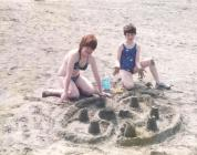 Traeth Portmeirion 1986