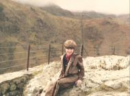 Picnic yn Rhyd-ddu. Gwanwyn 1985
