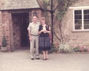 Gwyliau yn Clovelly, 1984