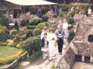 Gwyliau yn Bourton-on-the-Water, 1985