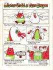 Cartŵn o gylchgrawn 'Deryn', Tachwedd 1981