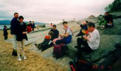 Trip Ysgol Sul, 1998