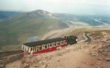 Snowdonia Train, 1995