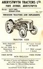 Aberystwyth Tractors Ltd advertisement