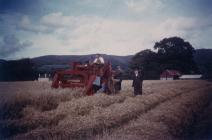 Gwaith Combein yng Ngellifor, 1965
