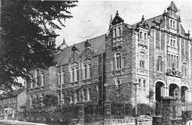 Blaenavon Working Men's Institute, early...