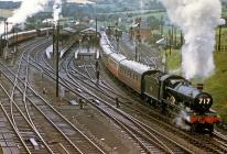 Pontypool Station Road, Newport 1959 (Trevor B....
