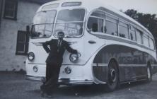 Llun o fws Caelloi, Mawrth 1958