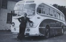 Caelloi coach, March 1958