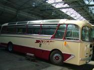 AEC Fanfare at Swansea Bus Museum