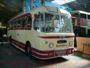 AEC Fanfare at Swansea Bus Museum