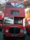 AEC Regent V bus at Swansea Bus Museum