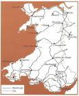 Railways of Wales, 1962 [Welsh]