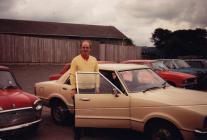 Buying a second hand Cortina