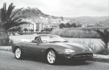 V8 cylinder Jaguar built by Ford, Bridgend
