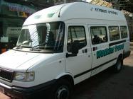 Mini Bus at Swansea Bus Museum