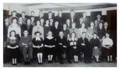 Aelodau o G.Ff.I. Llangeitho, Neuadd Eglwys,...