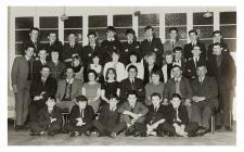 Cinio Blynyddol C.Ff.I. Caerwedros, 1963/4