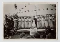 Lledrod Y.F.C. Rally, 1953