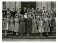 Members of Llanddewi Brefi Y.F.C., 1949