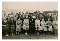 The Royal Welsh Show at Llandrindod, 1951