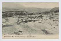 Crossing the River Corintos, Colonia 16 de...