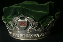 The crown of the Welsh Settlement's...