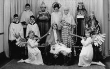 Nativity Play c. 1959, Aberystwyth