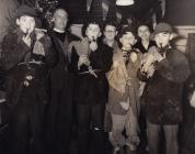 Cribyn Church Christmas Concert 1950s
