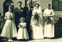 Wedding, 1950s