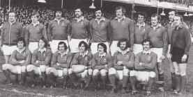 Gêm Jiwbili yr Urdd 1972 - gêm olaf Barry John