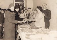 Christmas Fair, Cribyn Church Hall c. 1975