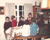 Penblwydd 7 mlwydd oed, 1983