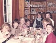 Parti penblwydd yn 8 oed, 1984