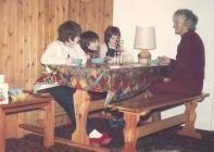 Brecwast Nadolig, 1981
