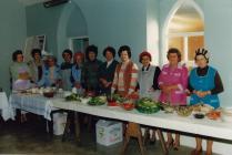 Cinio yng Nghanmlwyddiant Eglwys Sant Silyn, Cribyn 1994