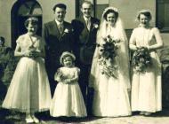 Priodas, 1950s