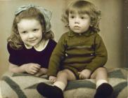 Childrens fashion, 1950s