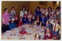 Silver Jubilee Party in Penparcau 1977