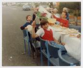 Royal Wedding Party 1986