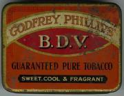 Godfrey Phillips tobacco tin