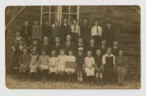 Llanddewi-Brefi Primary School c.1926