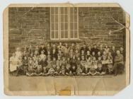 Llanddewi-Brefi Primary School c.1954