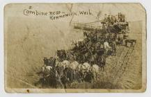 Postcard from Kennewick, Washington, U.S.A.