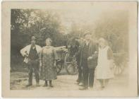 Pantyrefail Farm, Ffostrasol 1929