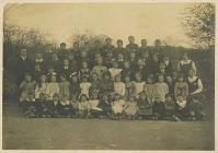 Tregroes School March 1920