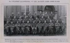 Llanwenog Home Guard December 1944