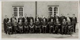 St. David's College Lampeter c.1960