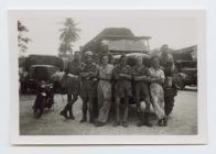 Uned 223 BOD yn Singapore 1947