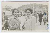 Aberystwyth Promenade c.1950